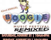 Boogie Music Festival Remixed: Campbell, CA. Sat-Sun