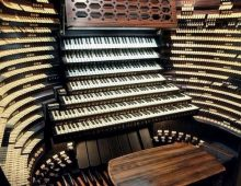 The Wanamaker Organ - The world's largest operating musical instrument