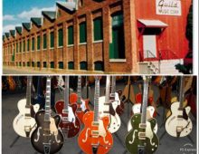 Yesterday and Today by Fender and Gretsch