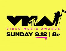 MTV's VMA's Sunday, Sept. 12. at 5PM PT/8 ET and Pre-Show starts at 3:30PM PT/6:30 ET