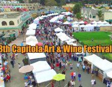 38th Annual Capitola Art & Wine Festival
