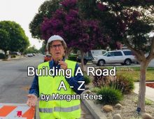 """""""Making A Road A-Z"""" by Morgan Rees"""
