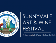 THE 47TH ANNUAL SUNNYVALE ART & WINE FESTIVAL OCTOBER 2ND & 3RD!